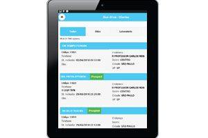VolpeLab: Sistema para laboratórios óticos - CRM Tablet - PWI